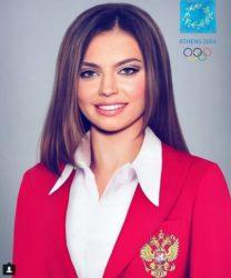 алина кабаева 13 лет