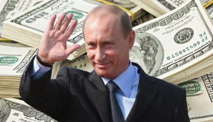 Путин предлагает отказаться от доллара и евро в СНГ