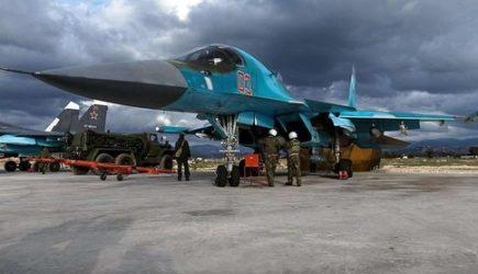 Россия обвинила США в атаке авиабазы Хмеймим с помощью дронов