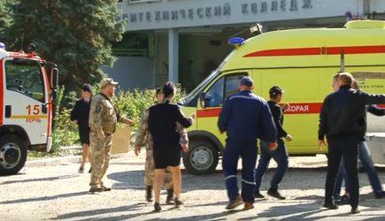 «Керченский стрелок» записал видеообращение для СМИ