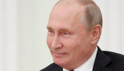 Путин сделал заявление о Донбассе