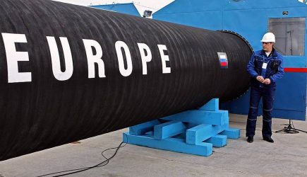 Европа испугалась остаться без российского газа