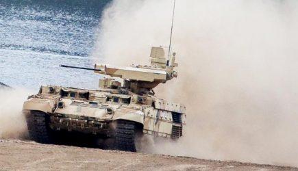 Шквальный огонь: «Терминатор-3» выносит смертный приговор «Джавелину»