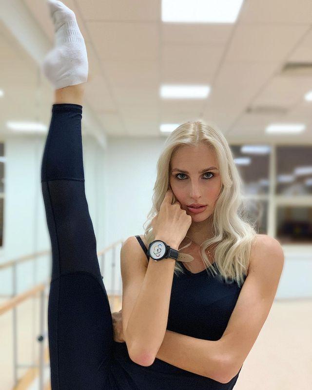 Анастасия Близнюк — художественная гимнастика